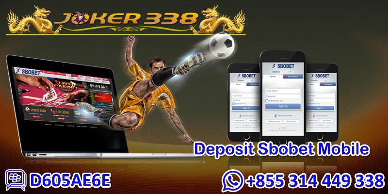 Deposit Sbobet Mobile